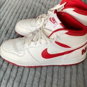 Men's Nike high top sneakers